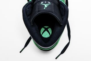 c6a6355ec8b3f3 Xbox x Air Jordan 1  First Look   More Info