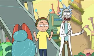 'Rick and Morty' Co-Creator Justin Roiland Working on New Animated TV Show
