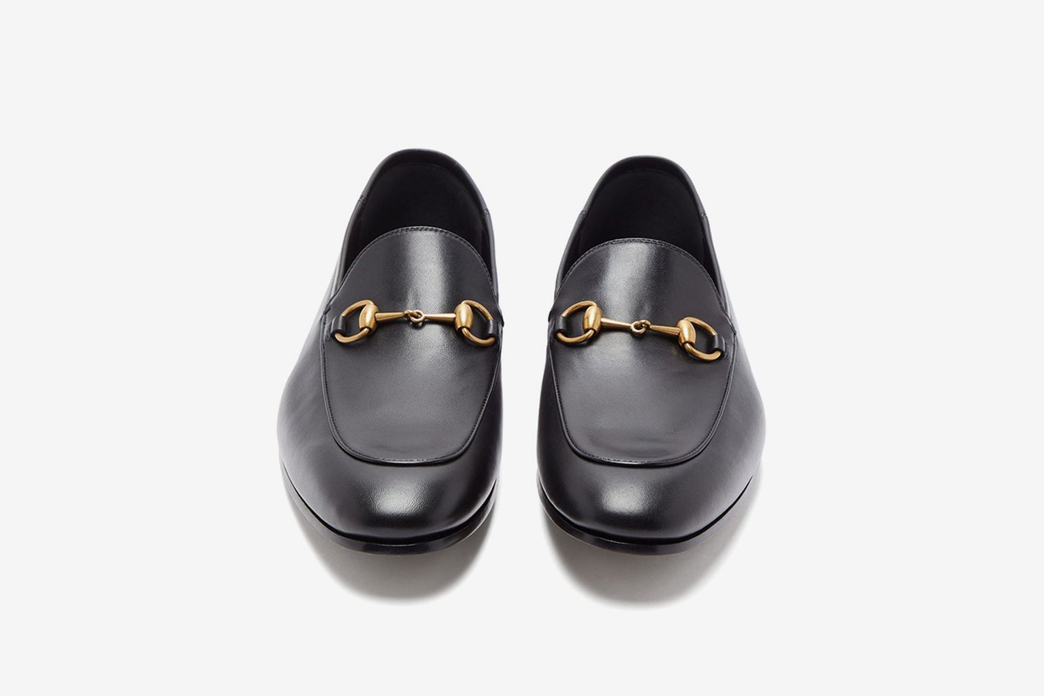 Brixton Leather Loafers