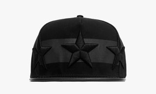 "Stampd LA ""All Black Star"" Cap"