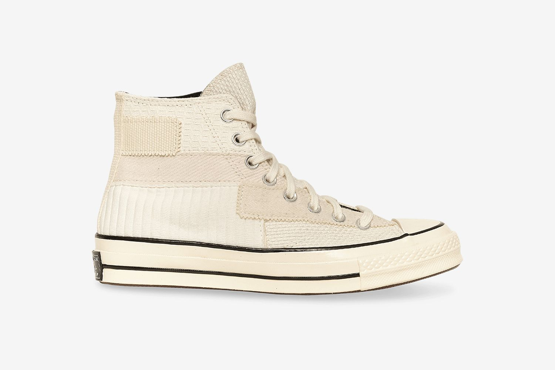Mono Patchwork Chuck 70 Hi Sneakers