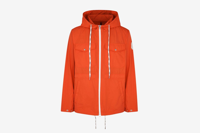 Carion Orange Shell Jacket