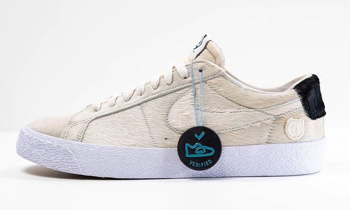 Medicom Toy x Nike SB Blazer Low: First Look & Info