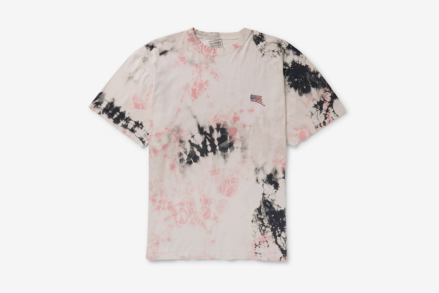 Ashbury Embroidered T-Shirt