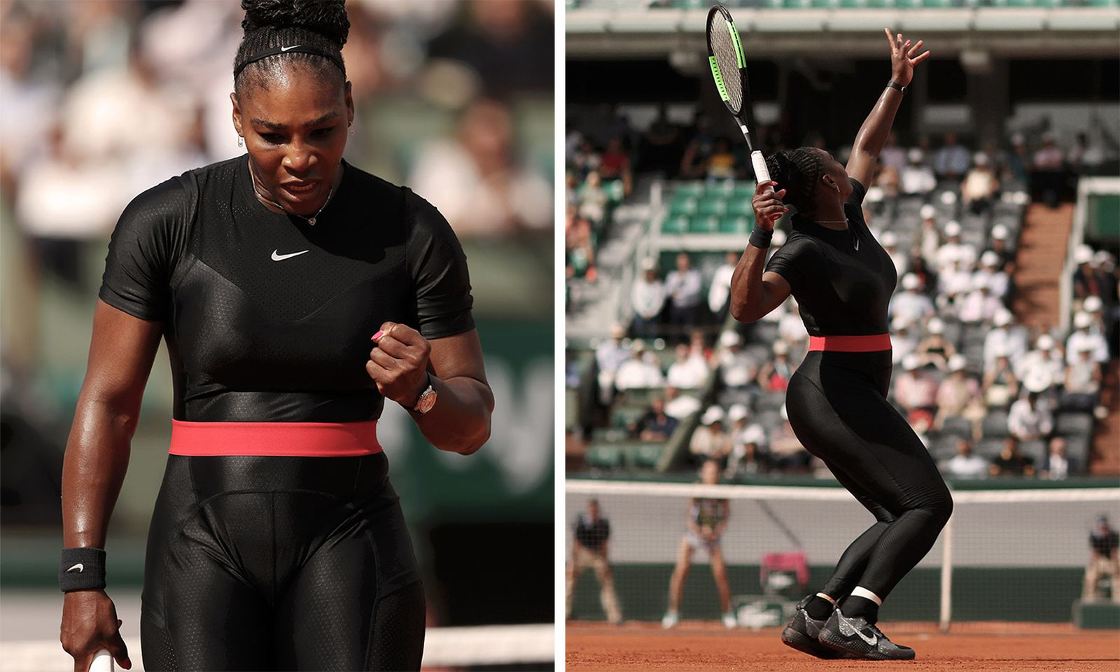 serena williams catsuit french open rule change Nike