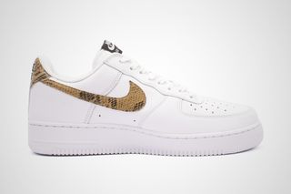 "Nike Air Force 1 ""Ivory Snake</p>                     					</div>                     <!--bof Product URL -->                                         <!--eof Product URL -->                     <!--bof Quantity Discounts table -->                                         <!--eof Quantity Discounts table -->                 </div>                             </div>         </div>     </div>     