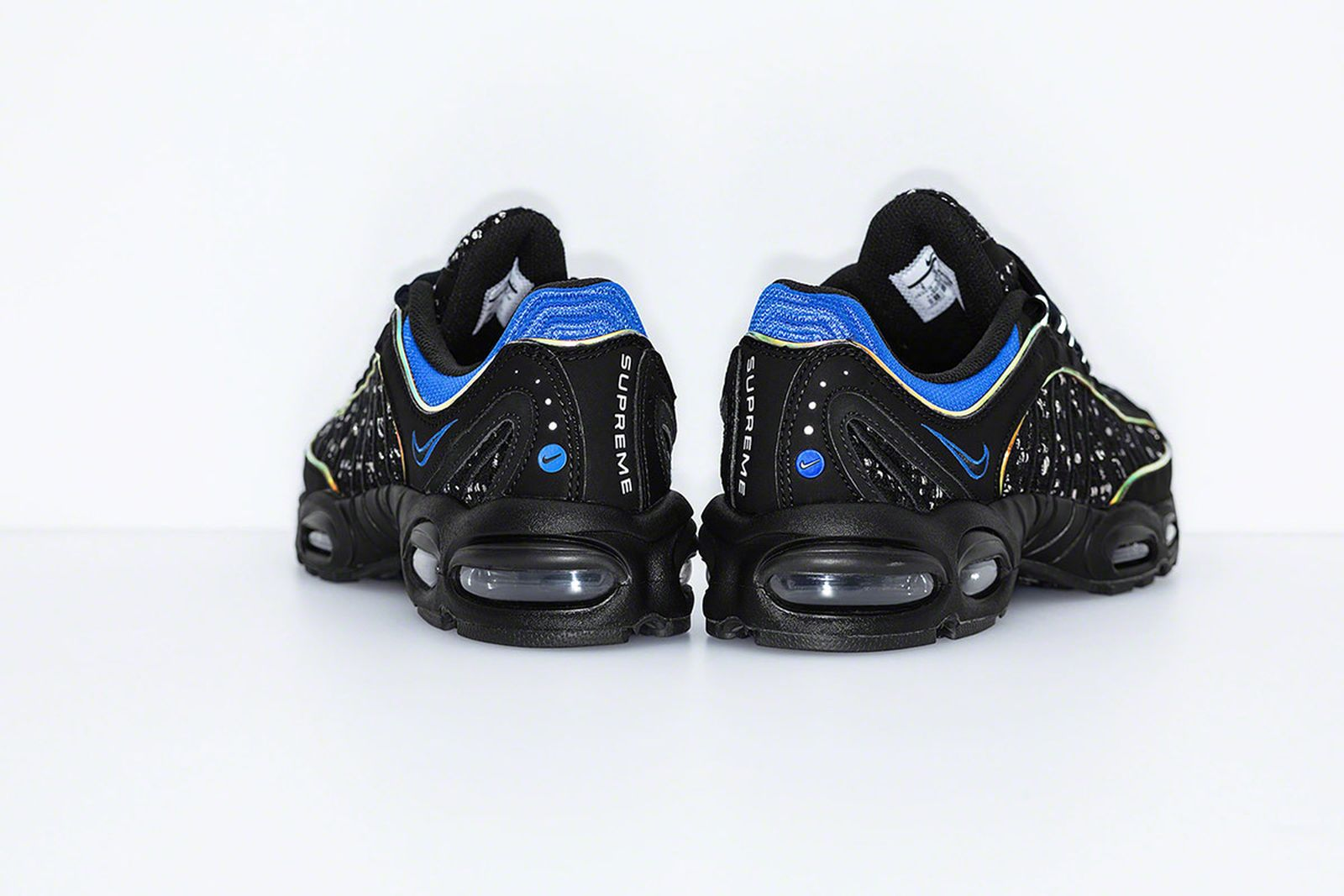 supreme nike air max tailwind 4 release date price official Supreme x Nike