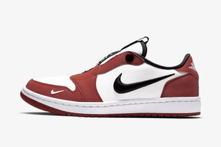 outlet store 3def7 eaa19 Nike s Slip-On Nike Air Jordan 1 Low Drops Today