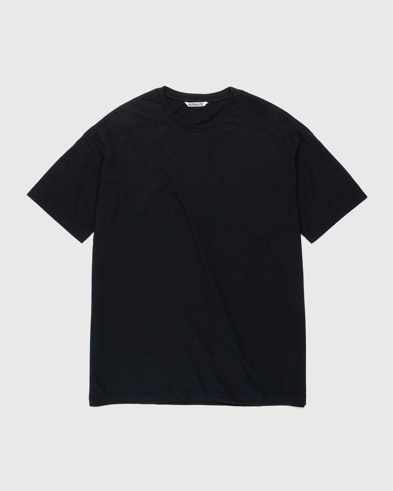 Auralee – T-Shirt Black