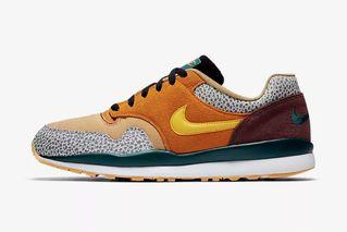"d3bd5d8f42 Nike's Air Safari Receives atmos' Iconic ""Safari"" Colorway"