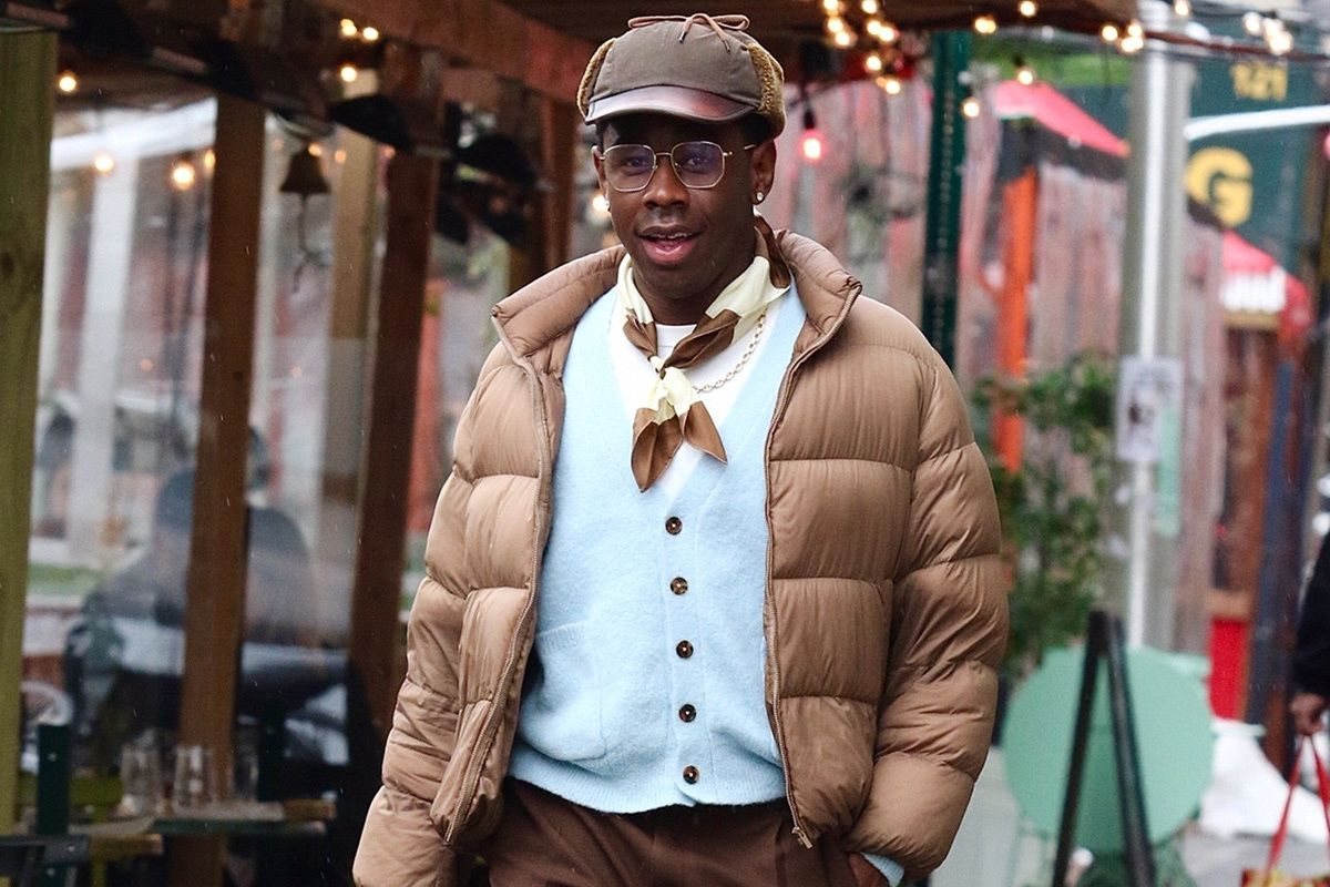 image of tyler the creator in new york