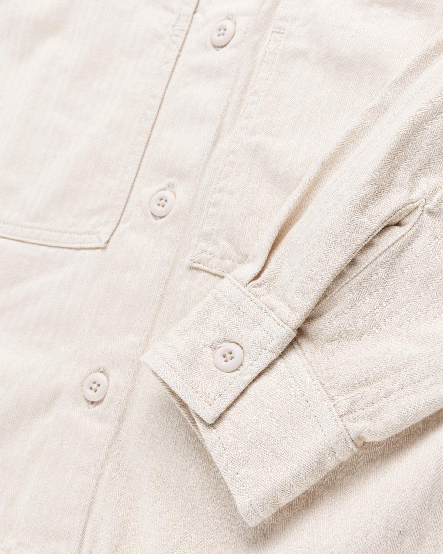 Carhartt WIP – Charter Shirt Natural - Image 4