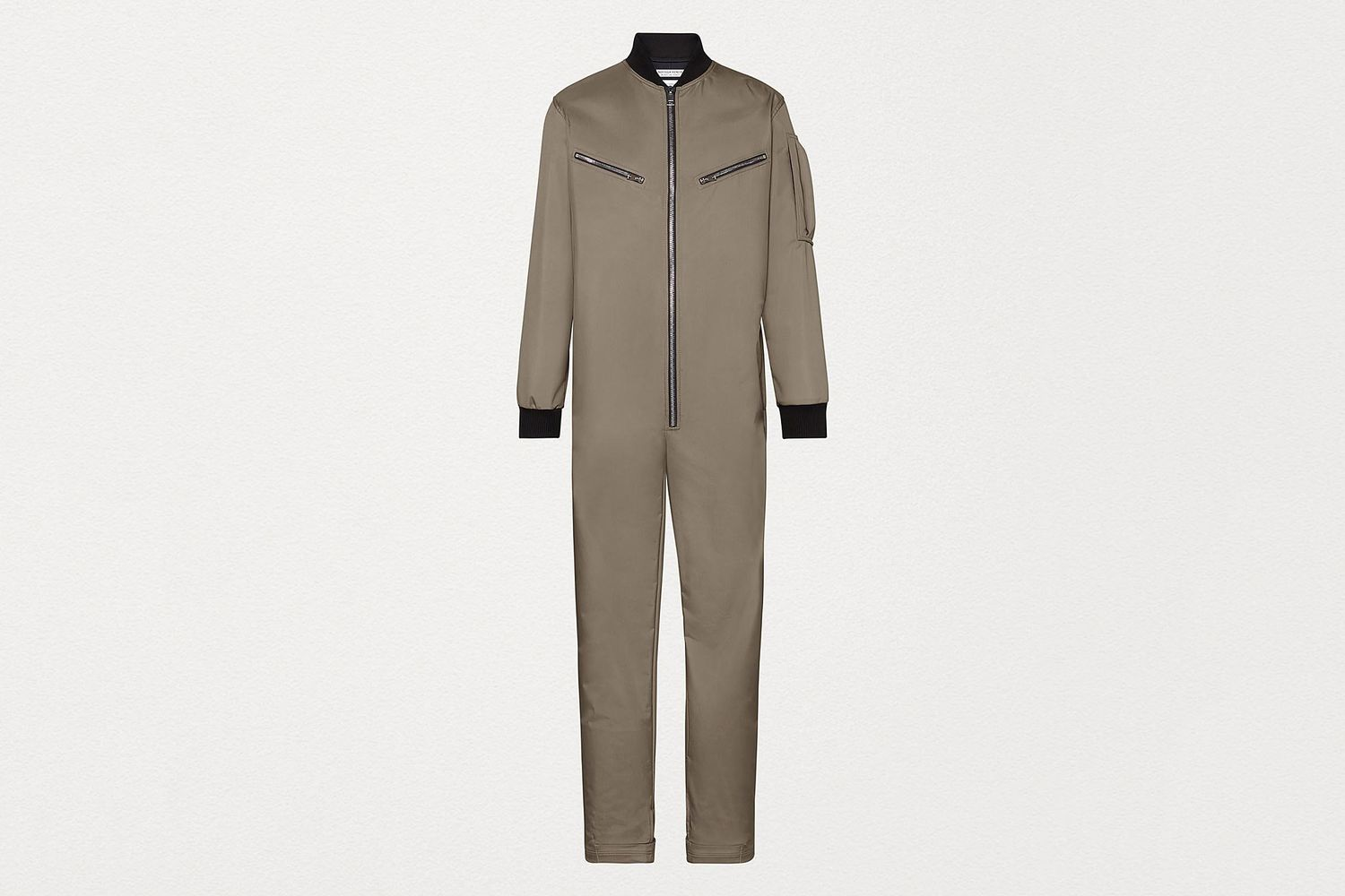 Jumpsuit in Technical Nylon