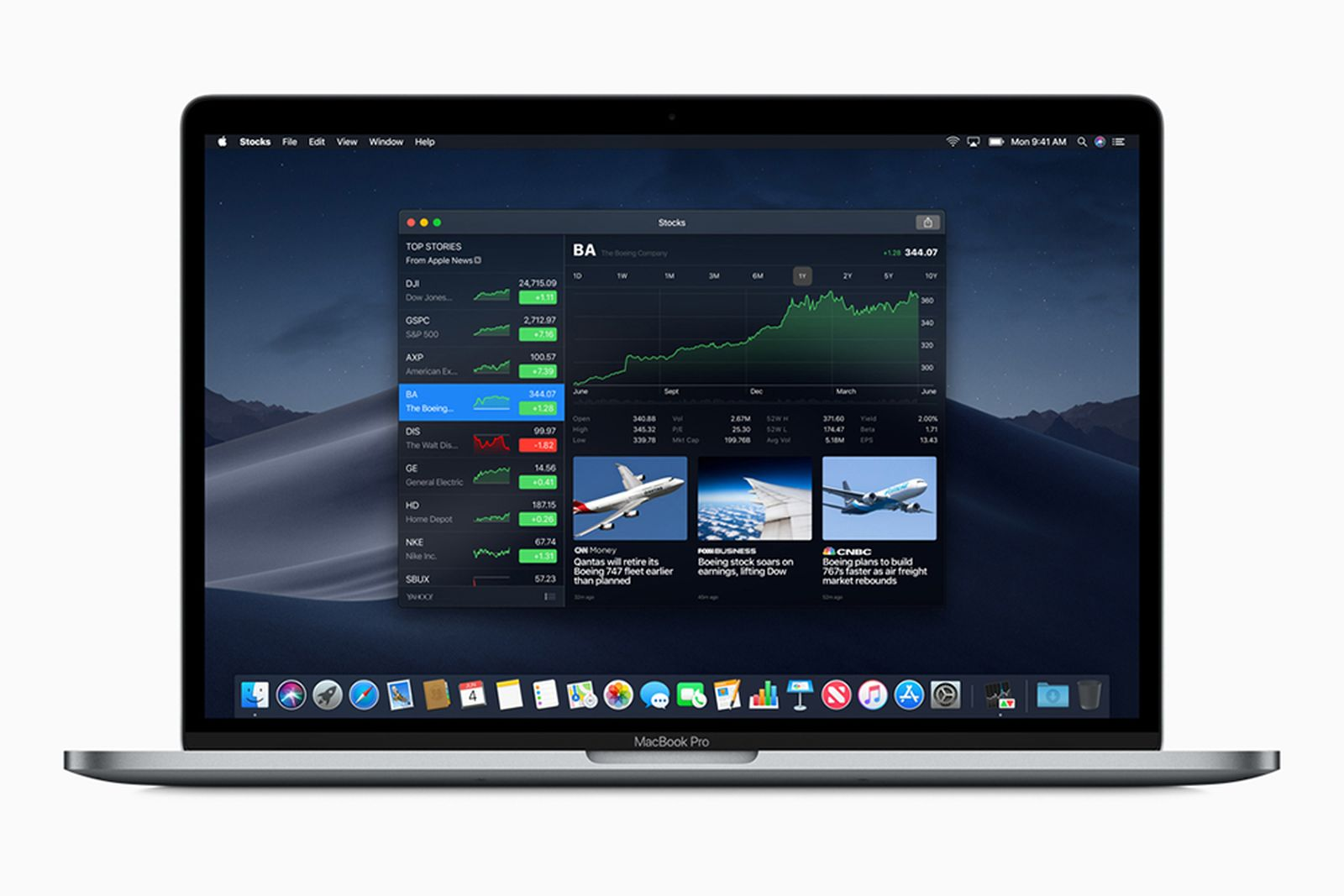 apple macos mojave Apple WWDC 2018
