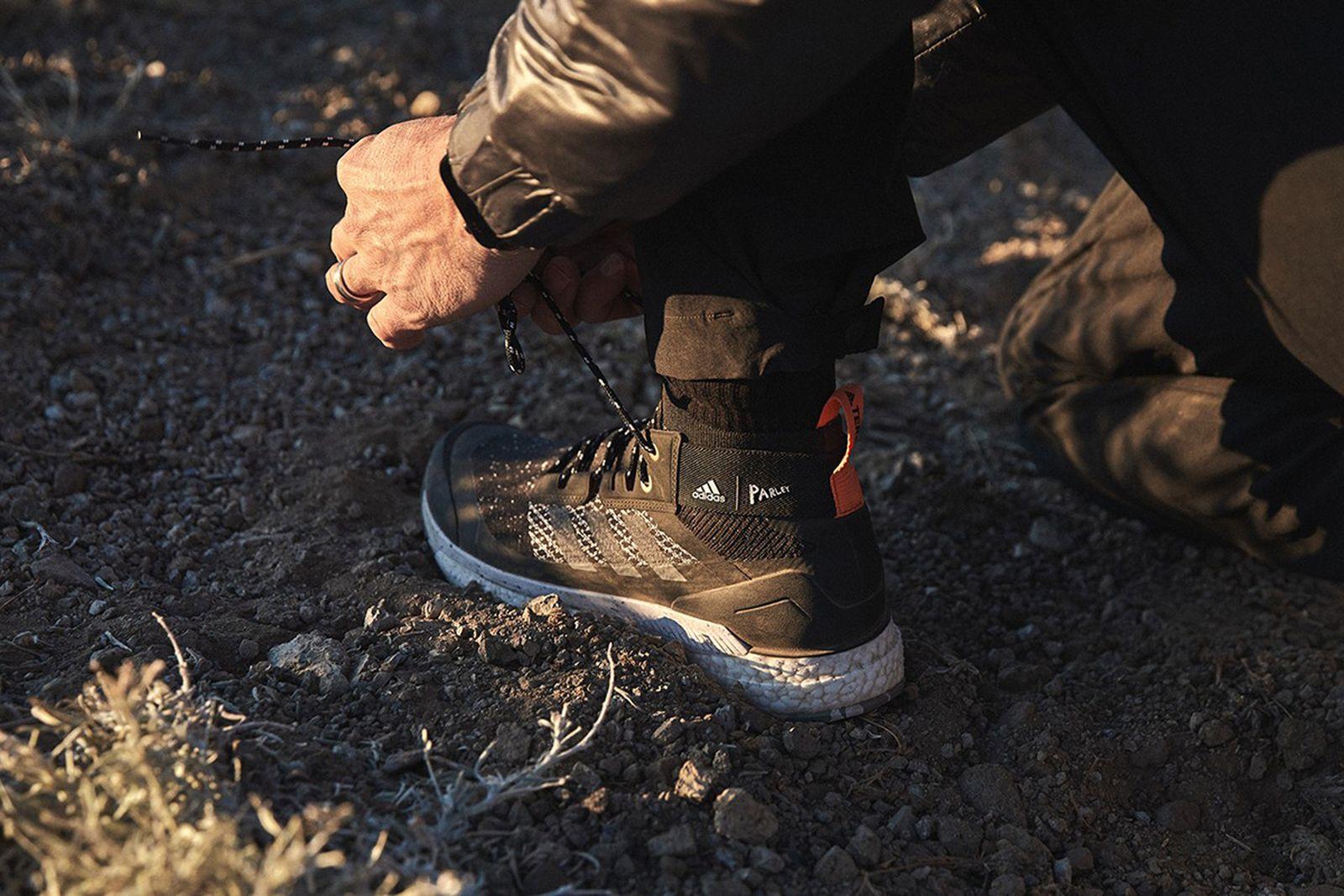 adidas Terrex Free Hiker Parley