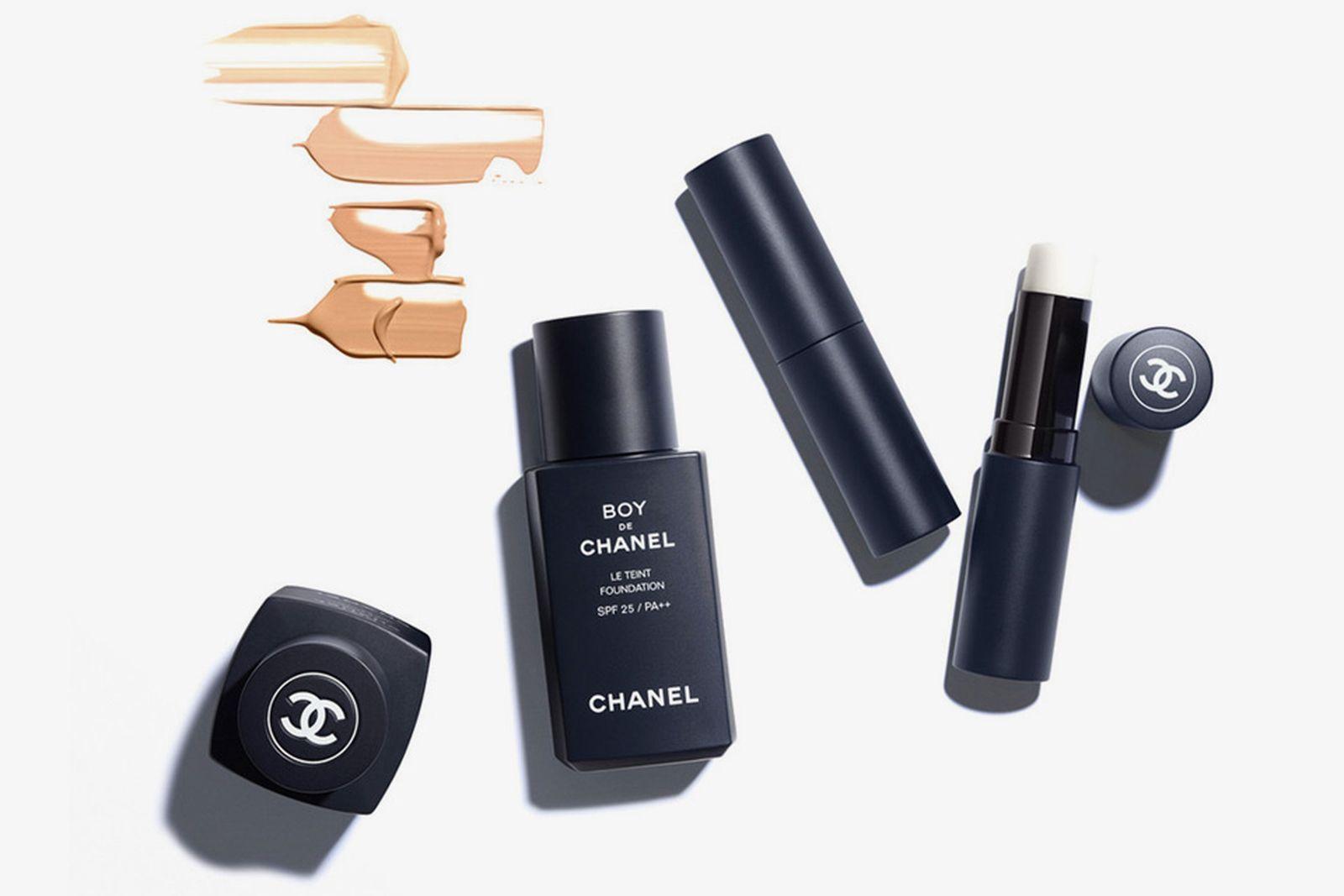 chanel makeup for men
