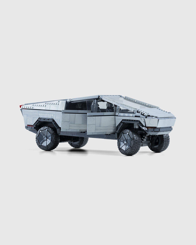 Mattel Creations — MEGA Tesla Cybertruck - Image 2