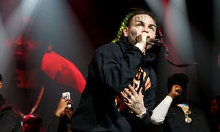Tekashi 6ix9ine's Ex-Manager Pleads Guilty to Two Federal Weapon Counts