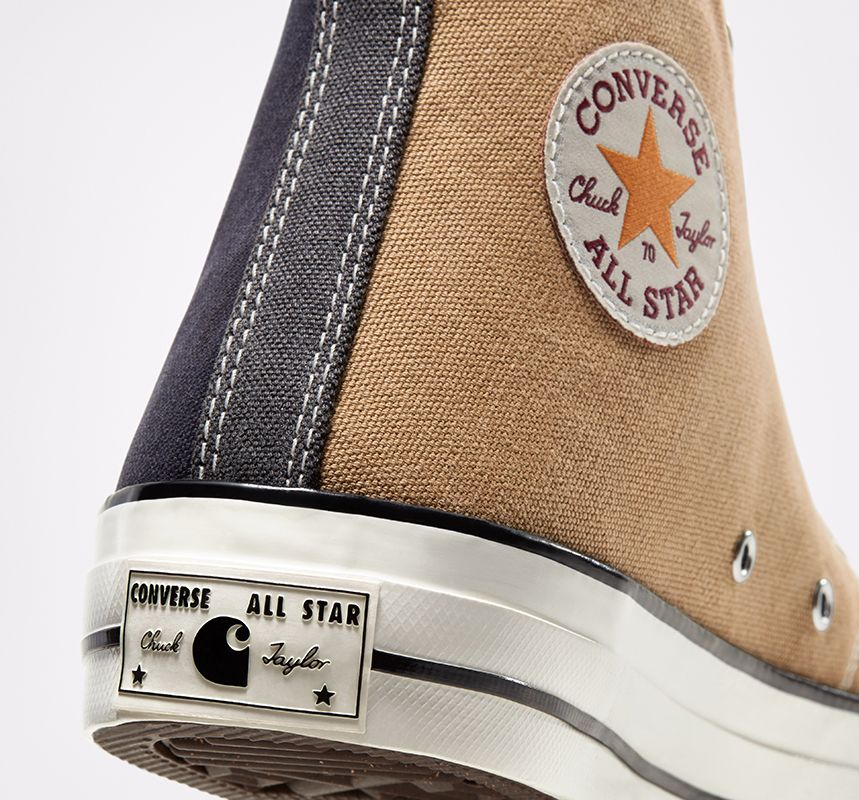 These Converse Chuck 70s Are Made From Vintage Carhartt Garments 21