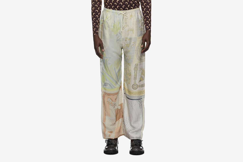 Silk Unique Lounge Pants