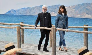 Chanel Announces Virginie Viard as Karl Lagerfeld's Successor