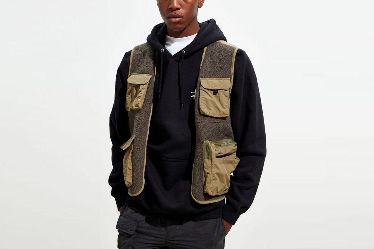 Sherpa Utility Vest