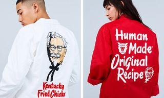 Human Made & KFC Debut NIGO-Designed Collection