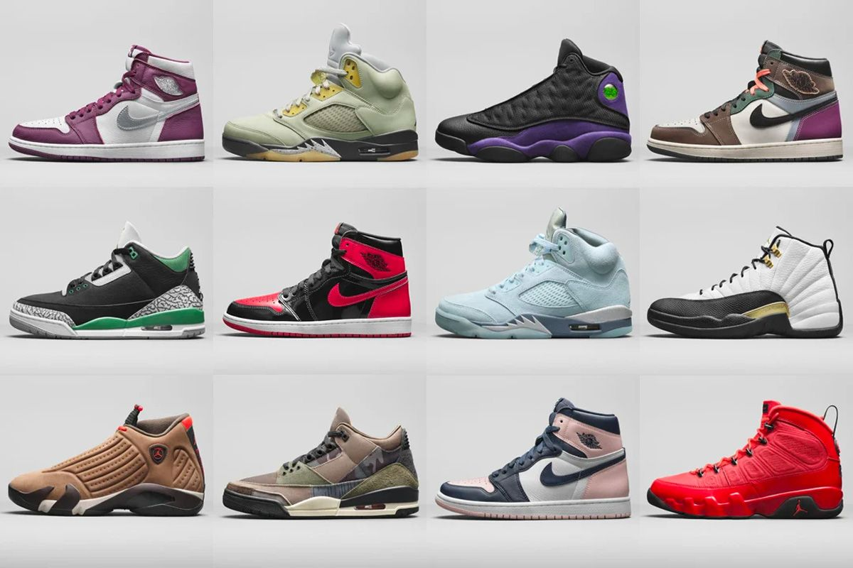 The Best Nike Air Jordans the Holiday 2021 Lineup Has to Offer