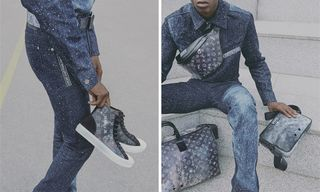 da7dab3c2adf Louis Vuitton Debuts Space-Inspired Monogram Galaxy Collection. Style