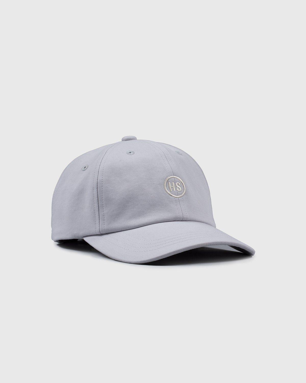 Highsnobiety — Cap Grey - Image 1