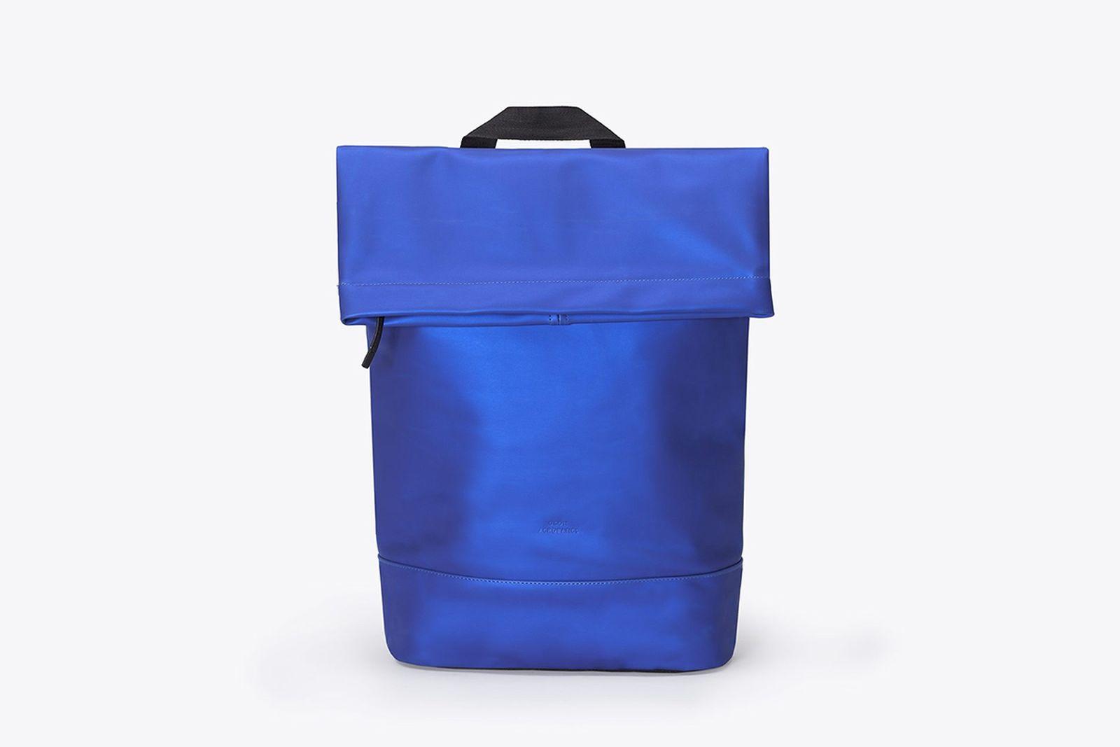 ua karlo backpack lotus series metallic blue 01 ace hotel berlin