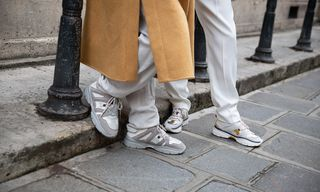 Six Parisians Road Test Isabel Marant's New Kindsay Sneaker on the Streets