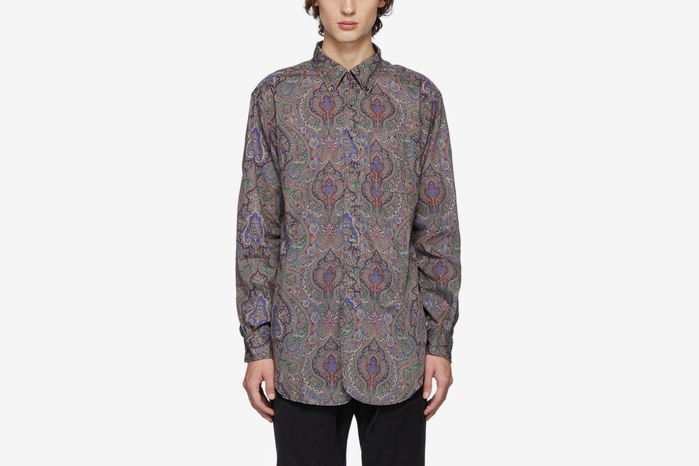 Century Paisley Shirt