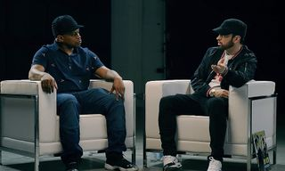 Eminem Speaks Further On Joe Budden Beef & More in 'Kamikaze' Interview Pt. 2