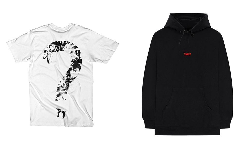 First Official XXXTentacion Merchandise Is Now Available