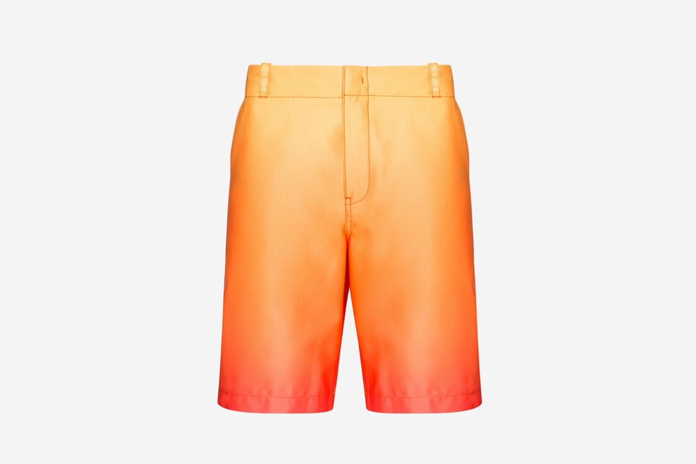 Sterling Degradé Bermuda Shorts