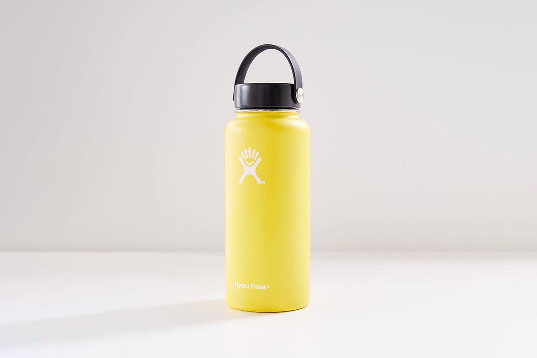 Wide Mouth 32 oz Water Bottle