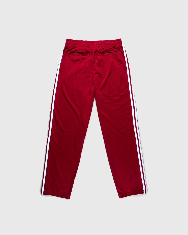 adidas Originals x Human Made — Firebird Track Pants Burgundy - Image 2