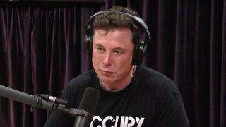 elon musk joe rogan podcast