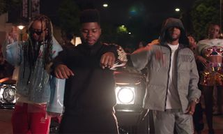 """Khalid, Ty Dolla $ign & 6LACK Channel '90s R&B Groups In """"OTW"""""""