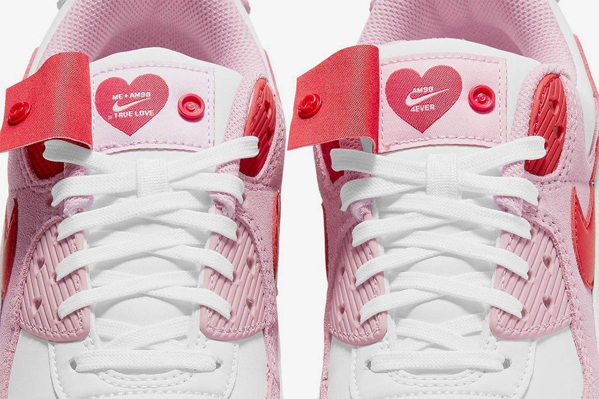 The Loveliest Valentine's Day-Themed Sneakers Dropping This Year 69