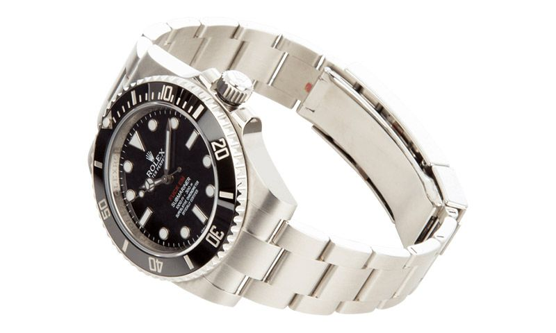 The Unreleased Supreme X Rolex Submariner Watch Is Available For
