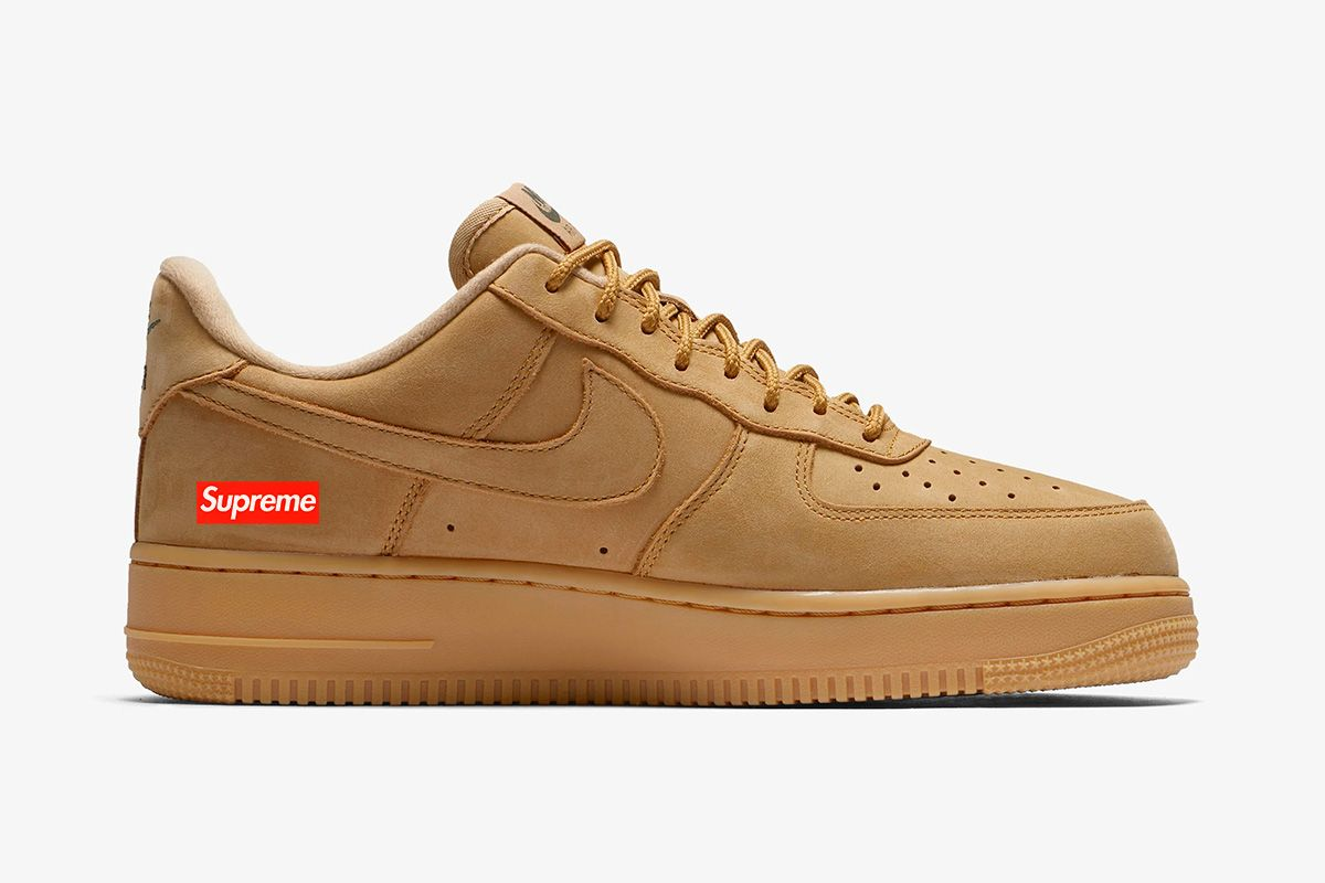 """Supreme Is Rumored to Be Dropping a """"Flax"""" Air Force 1 in 2021 3"""