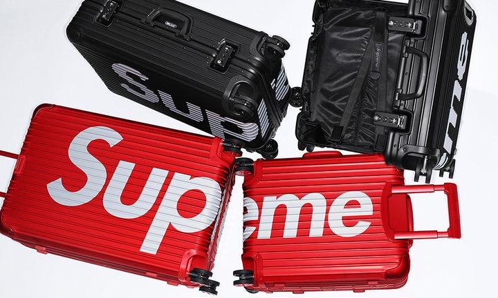 every rimowa collaboration details feat Anti Social Social Club Fendi OFF-WHITE c/o Virgil Abloh
