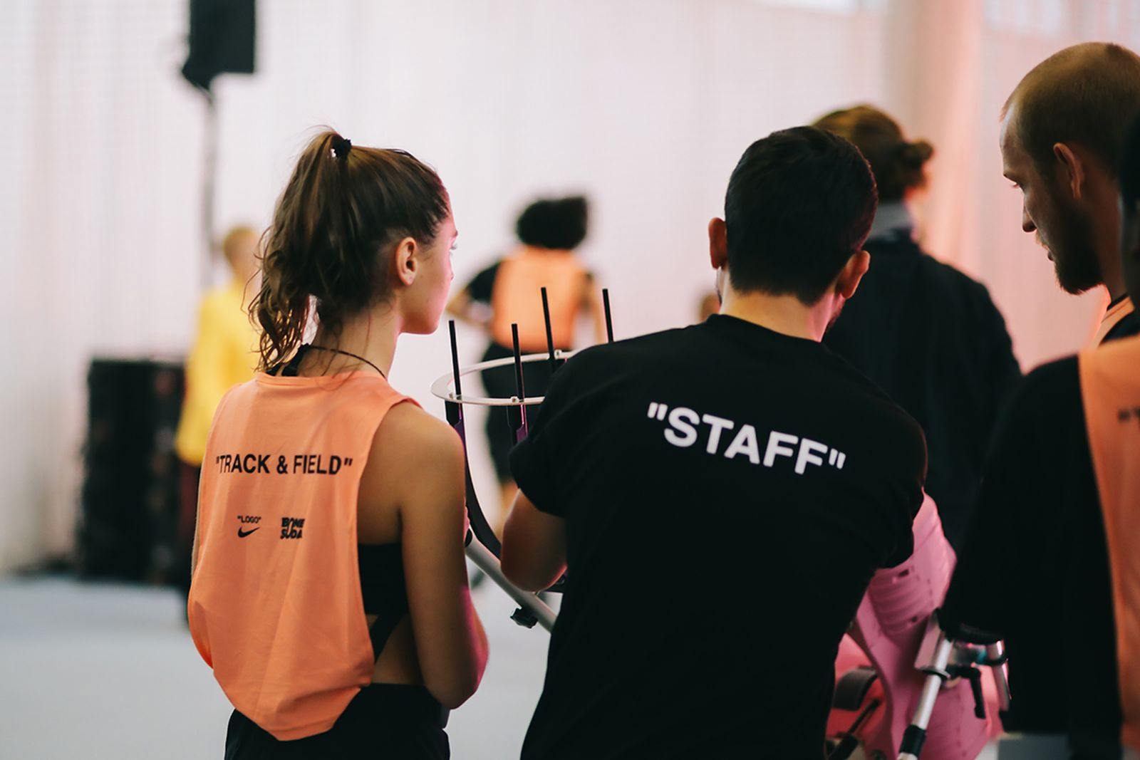 Off-White™ Nike Track & Field Event