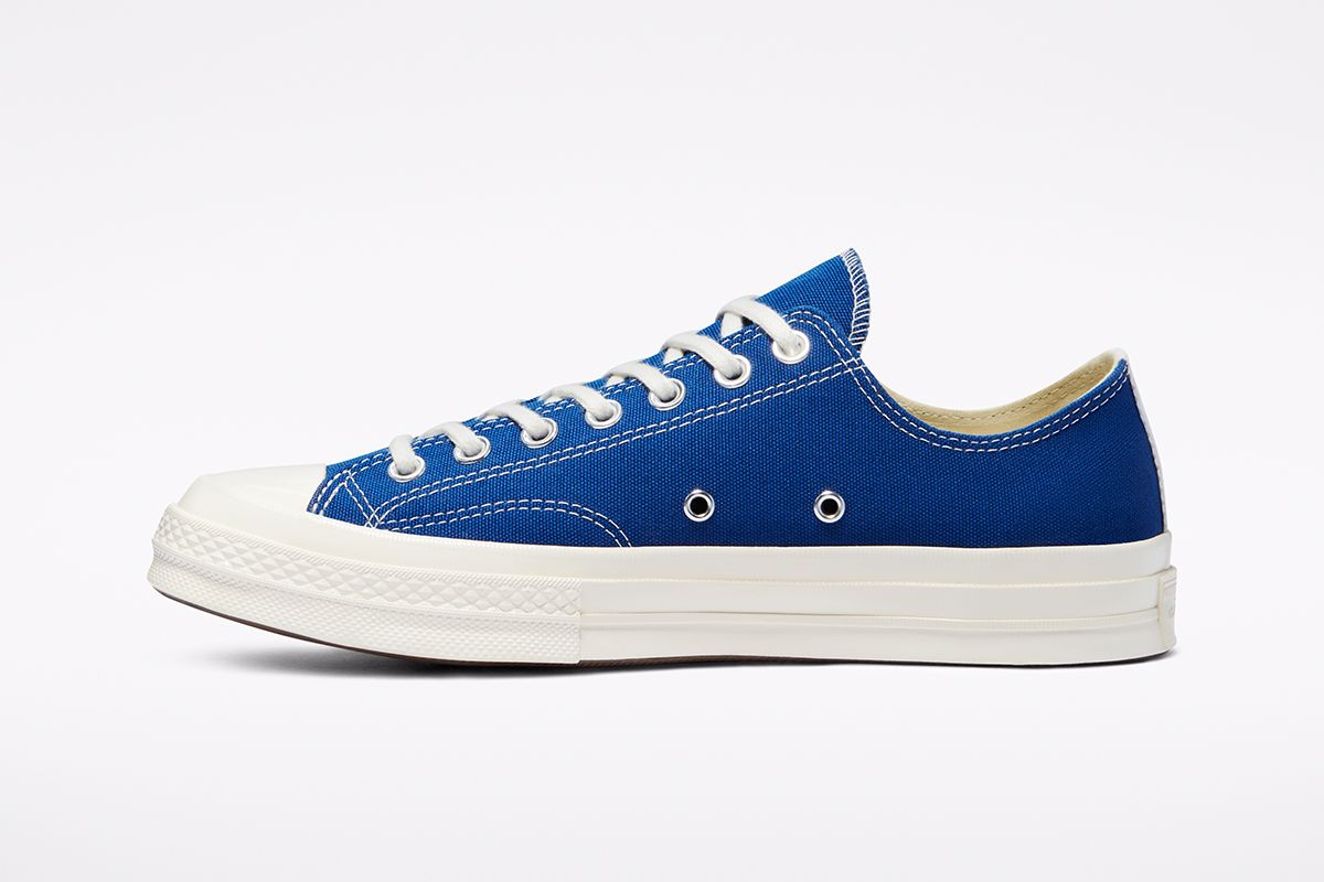CdG PLAY Is Dropping Some New Chucks We Actually Want to Wear 41