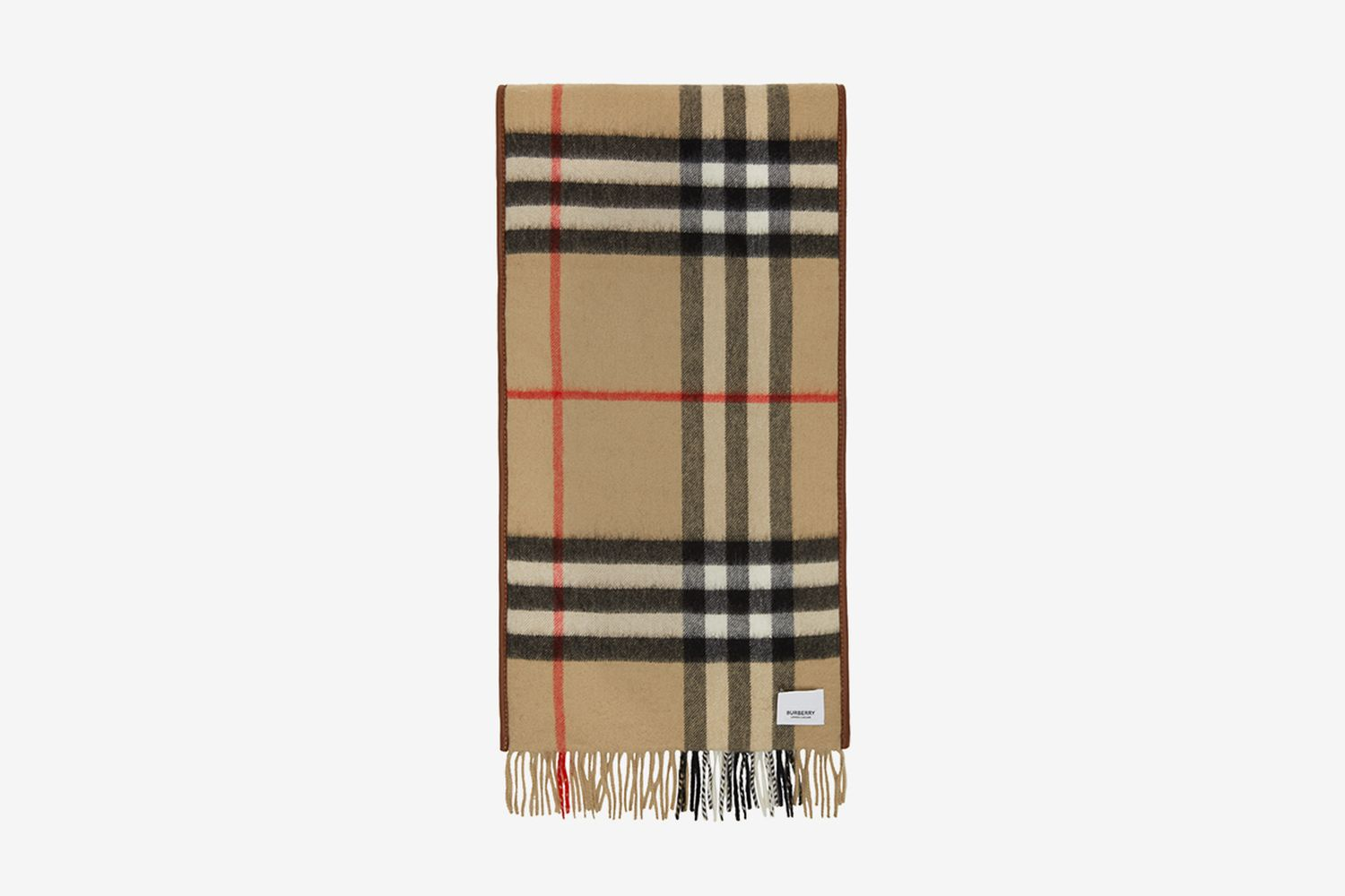 Cashmere Quilted Scarf
