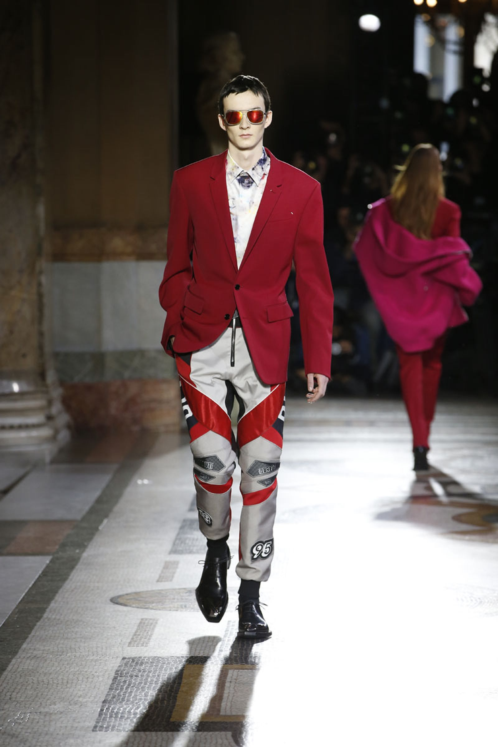 16berluti fw19 paris fashion week pfw19 runway