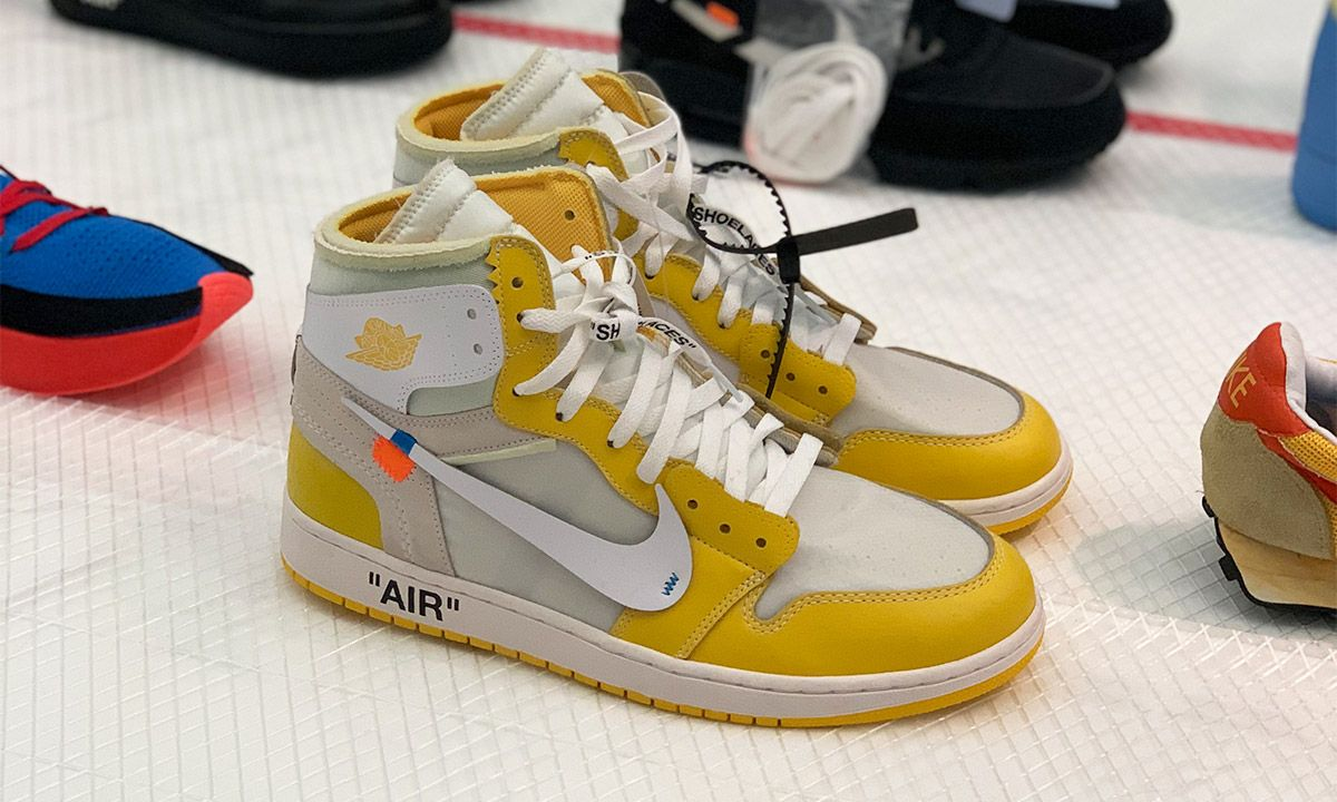 It Looks Like the Off-White™ x Air Jordan 1