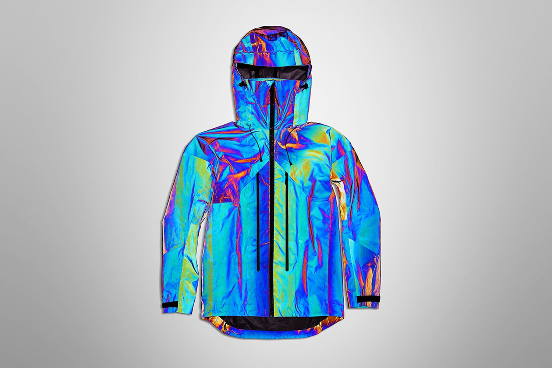 Black Squid Jacket